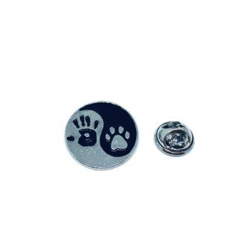 Dog Paw Print Pin