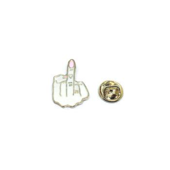 you Sign Enamel Pin