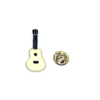 Guitar Enamel Pin