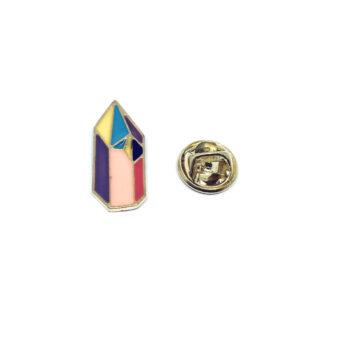 Multicolor Enamel Pin