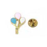 Balloons Enamel Lapel Pin
