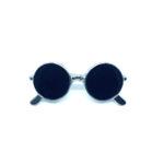 Sunglasses Black Enamel Pin