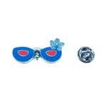 Sunglasses Enamel Lapel Pin