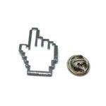 Computer Cursor Enamel Lapel Pin
