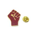 Thumb Enamel Lapel Pin
