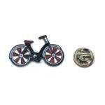 Bicycle Enamel Lapel Pin