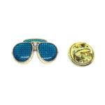 Sun-glass Enamel Lapel Pin