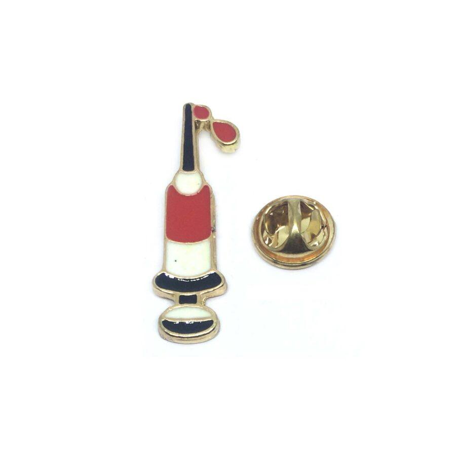 Bottle Enamel Lapel Pin