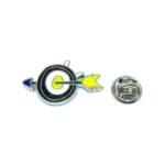 Arrow Enamel Lapel Pin