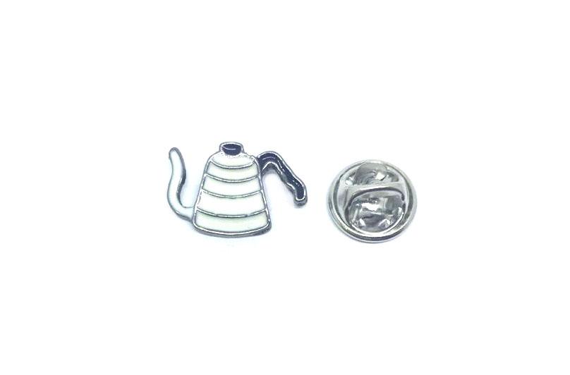 Tea Jug Lapel Pin
