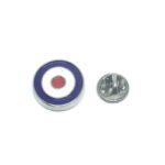 """""""Target Point"""" Enamel Lapel Pin"""
