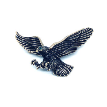 Eagle Brooch Pin