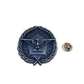 Antique Eagle Lapel Pin