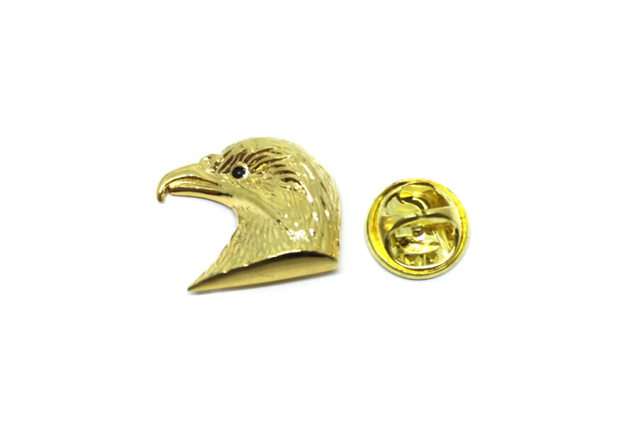 Eagle head Lapel Pin