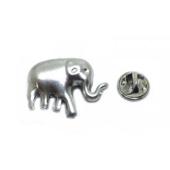 Tiny Elephant Lapel Pin