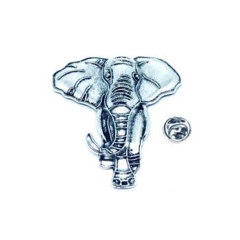 Elephant Lapel Pin