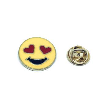 Emoji Lapel Pin