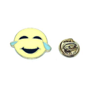 Emoji Enamel Lapel Pin