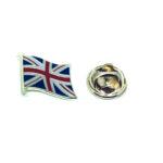 The UK Flag Lapel Pin