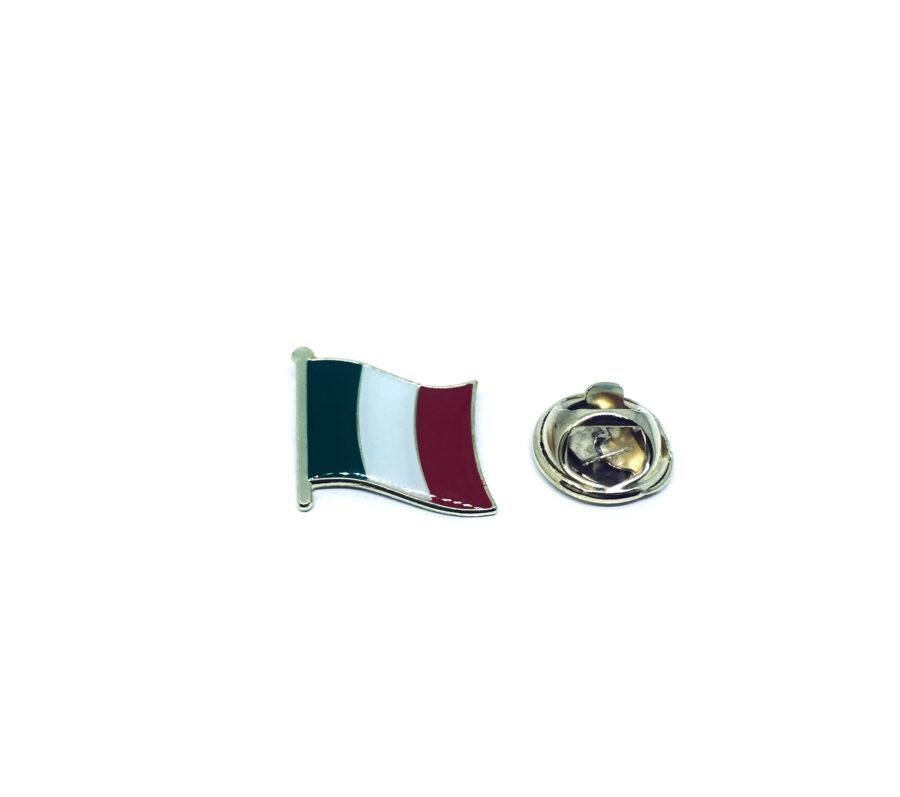 Italy Flag Lapel Pin