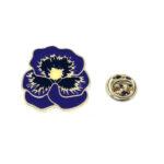 Flower Enamel Pin
