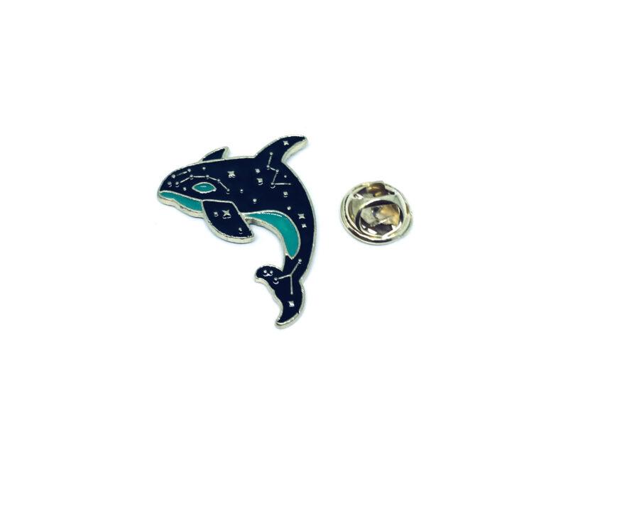 Fish Enamel Pin