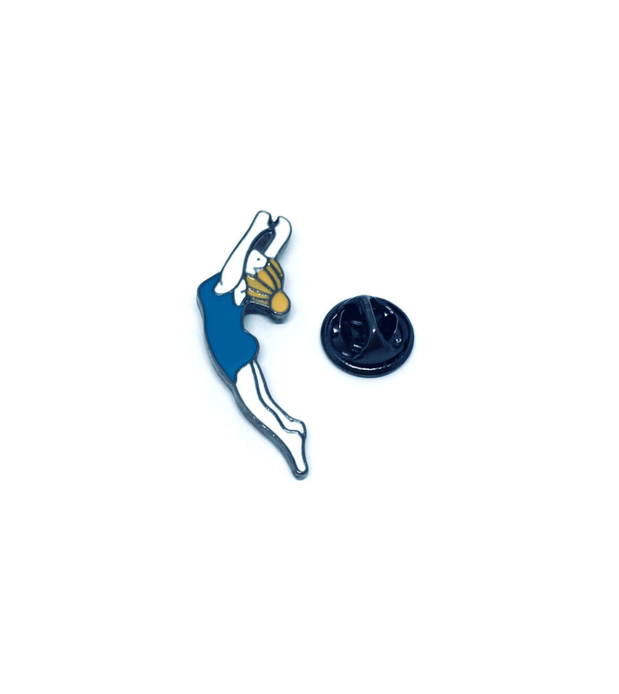 Gymnastics Lapel Pin