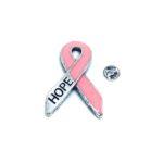 Pink Ribbon Lapel Pin