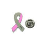 Hope Pink Ribbon Lapel Pin