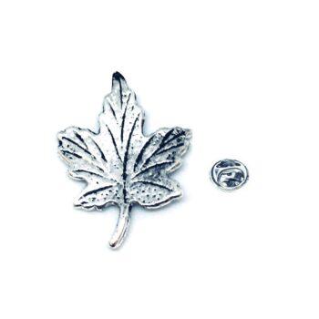 Leaf Lapel Pin