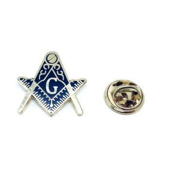 Masonic Enamel Pin