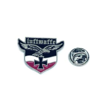 Eagle Enamel Military Pin