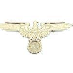 Eagle Military Brooch Pin
