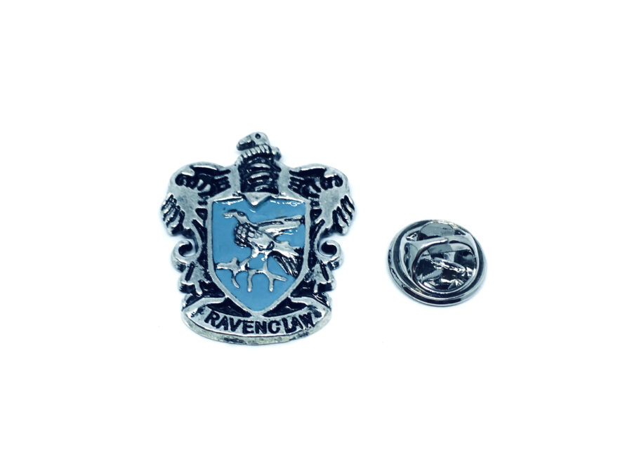 Silver plated Enamel Military Pin