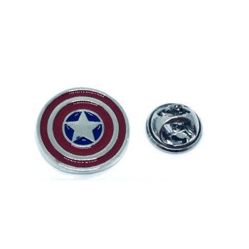 Captain America Movie Lapel Pin