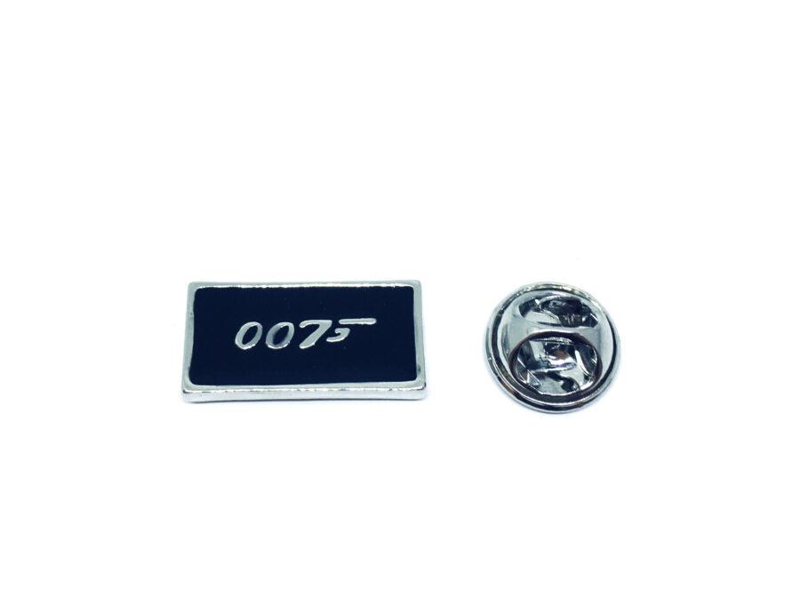 007 Movie Lapel Pin