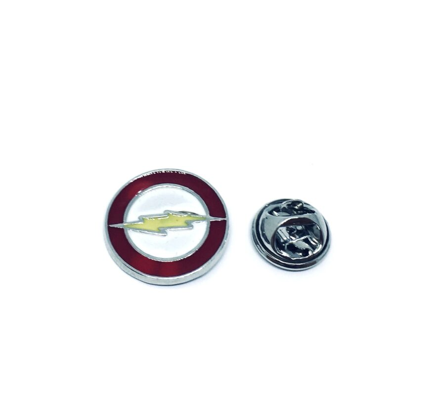 Flash Movie Lapel Pin