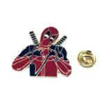 Deadpool 2 Lapel Pin