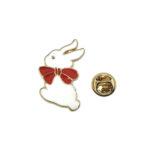Gold platting Rabbit Pin