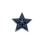 Star Brooch Pin