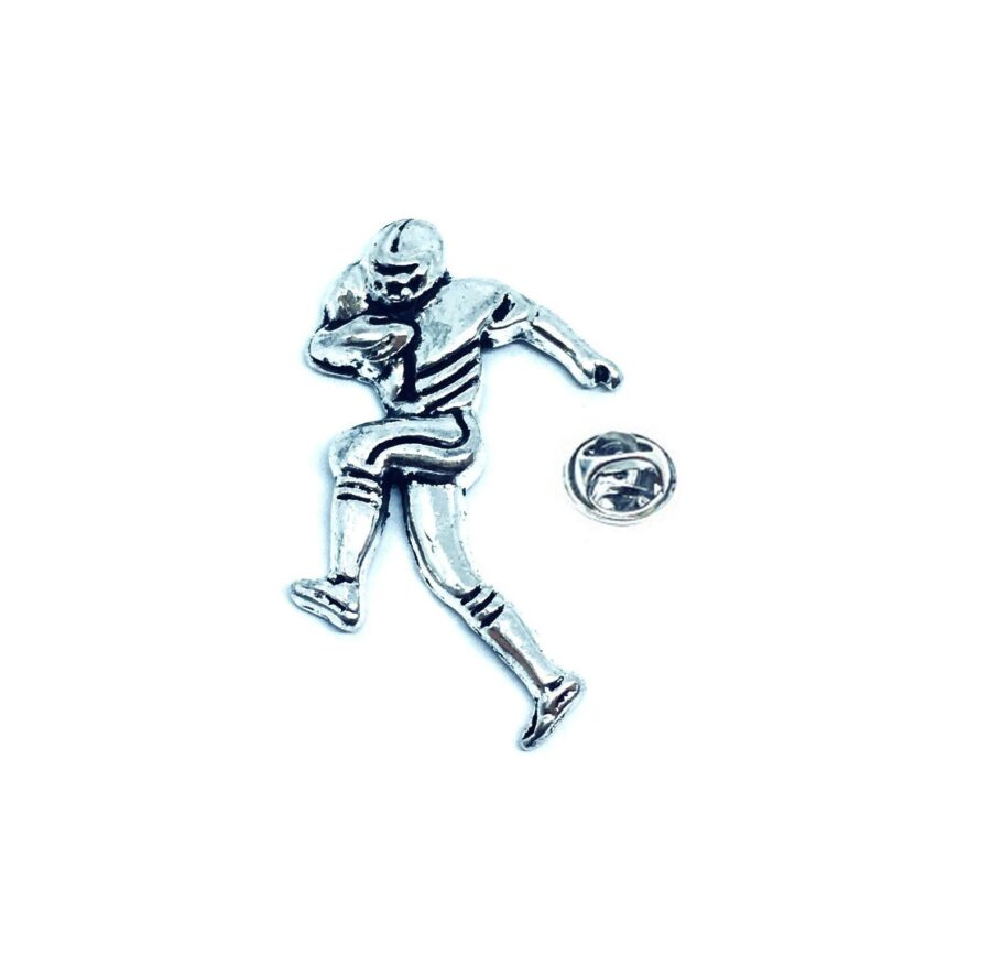 Football Sport Pin