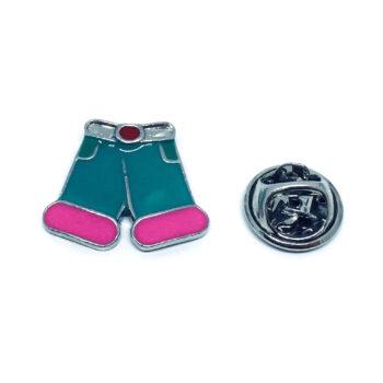 Soccer Short Sport Pin