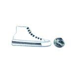 Enamel Sport Shoe Lapel Pin