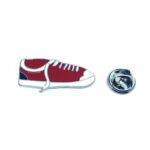 Sport Boot Lapel Pin