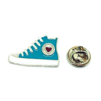 Enamel Sport Shoe Pin