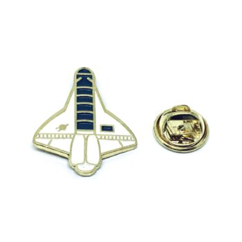 Space Shuttle Lapel Pin