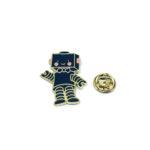 Alien Space Lapel Pin