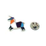 Unicorn Lapel Pin