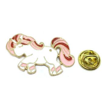 Gold plated Unicorn Pin