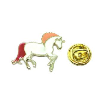 Gold platting Unicorn Pin